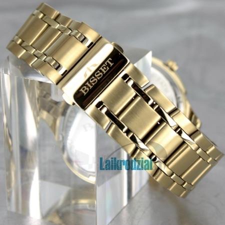 Vyriškas laikrodis BISSET Patagonia BS25C26 MG GD Paveikslėlis 4 iš 6 30069605727