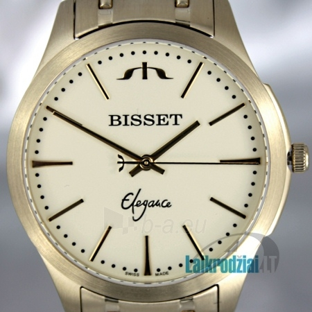 Vyriškas laikrodis BISSET Patagonia BS25C26 MG GD Paveikslėlis 6 iš 6 30069605727