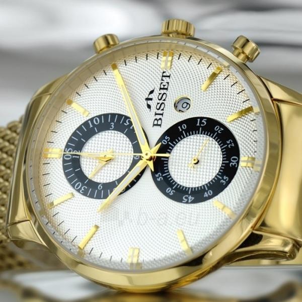 Male laikrodis BISSET Portrige BSDD88GISB05AX Paveikslėlis 2 iš 2 30069606703