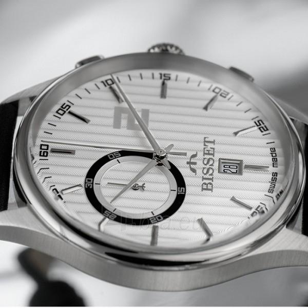 Men's watch BISSET Retrograph BSCC78SISB05BX Paveikslėlis 2 iš 9 30069605732