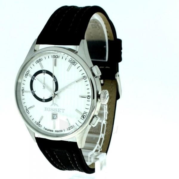 Men's watch BISSET Retrograph BSCC78SISB05BX Paveikslėlis 3 iš 9 30069605732