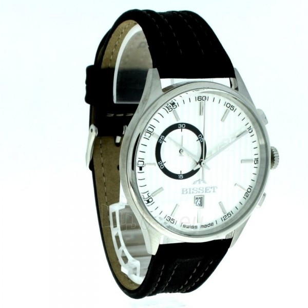 Men's watch BISSET Retrograph BSCC78SISB05BX Paveikslėlis 7 iš 9 30069605732