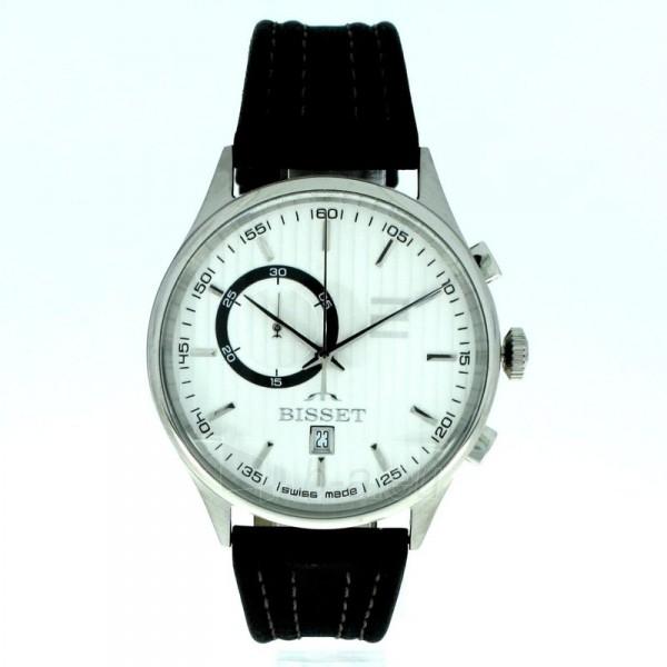 Men's watch BISSET Retrograph BSCC78SISB05BX Paveikslėlis 8 iš 9 30069605732