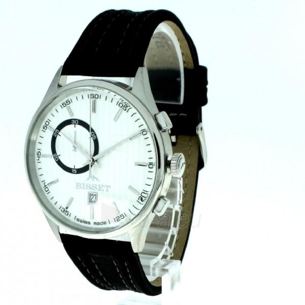 Men's watch BISSET Retrograph BSCC78SISB05BX Paveikslėlis 9 iš 9 30069605732