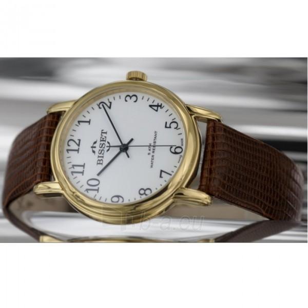 Vyriškas laikrodis BISSET Sakson BSCD60GAWX05BX Paveikslėlis 1 iš 9 30069605735