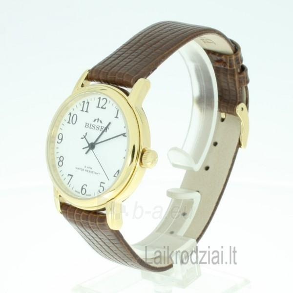 Vyriškas laikrodis BISSET Sakson BSCD60GAWX05BX Paveikslėlis 4 iš 9 30069605735