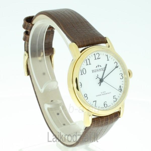 Vyriškas laikrodis BISSET Sakson BSCD60GAWX05BX Paveikslėlis 8 iš 9 30069605735