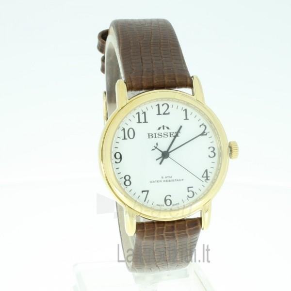 Vyriškas laikrodis BISSET Sakson BSCD60GAWX05BX Paveikslėlis 9 iš 9 30069605735