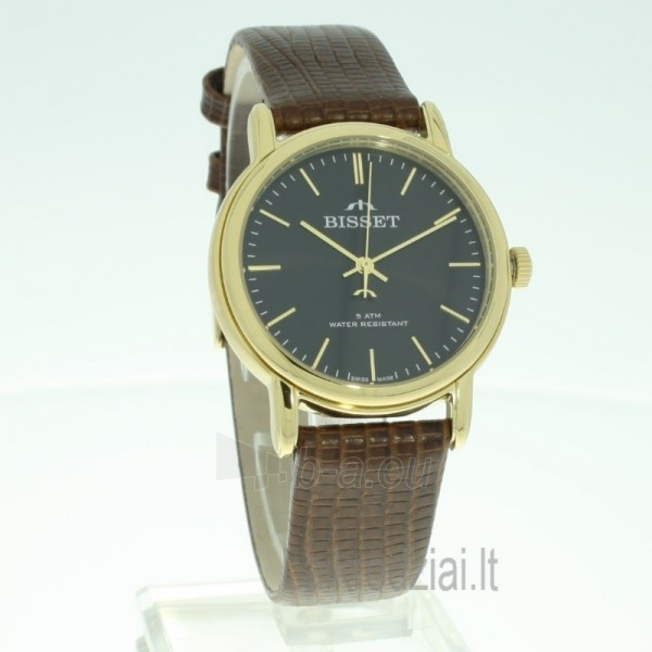 Men's watch BISSET Sakson BSCD60GIBX05BX Paveikslėlis 8 iš 8 30069605736