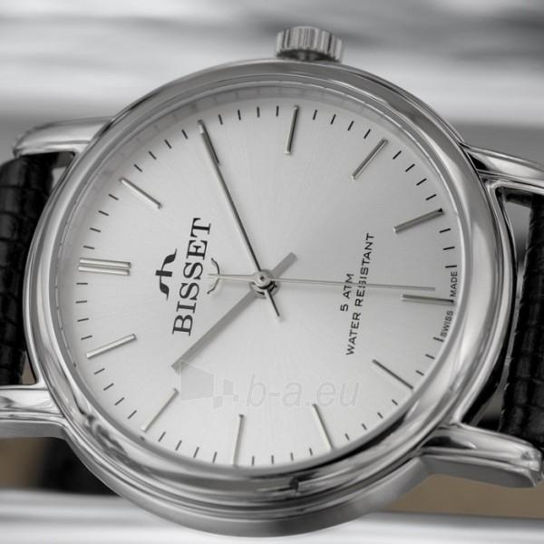 Vīriešu pulkstenis BISSET Sakson BSCD60SISX05BX Paveikslėlis 2 iš 9 30069605738