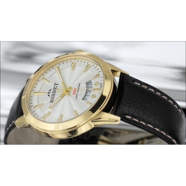 Vyriškas laikrodis BISSET Septimus BSCD15GISX05BX Paveikslėlis 1 iš 9 30069605742