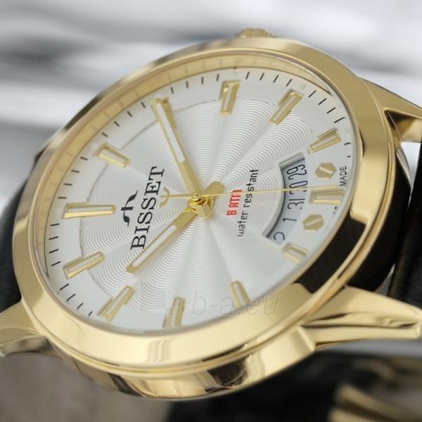 Vyriškas laikrodis BISSET Septimus BSCD15GISX05BX Paveikslėlis 2 iš 9 30069605742