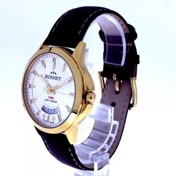 Vyriškas laikrodis BISSET Septimus BSCD15GISX05BX Paveikslėlis 4 iš 9 30069605742