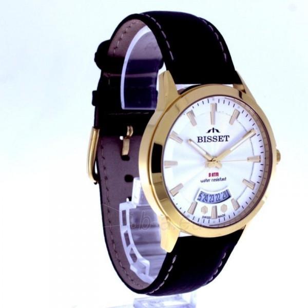 Vyriškas laikrodis BISSET Septimus BSCD15GISX05BX Paveikslėlis 8 iš 9 30069605742