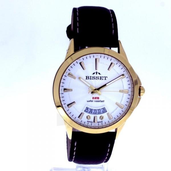 Vyriškas laikrodis BISSET Septimus BSCD15GISX05BX Paveikslėlis 9 iš 9 30069605742