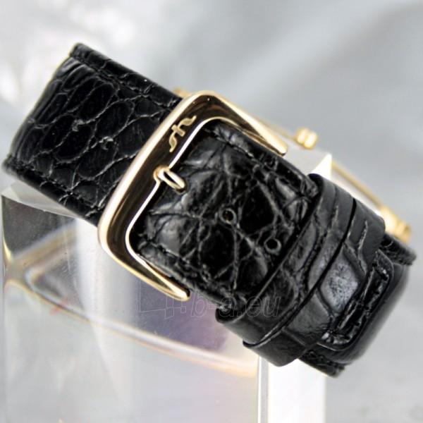 Vyriškas laikrodis BISSET Slim Palu BS25C35 MG GD BK Paveikslėlis 5 iš 6 30069605746