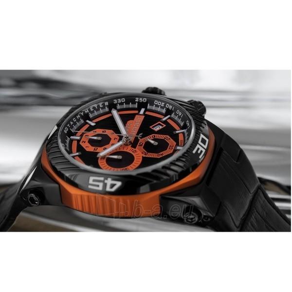 Vīriešu pulkstenis BISSET Slot BSCD24TIBR05AX Paveikslėlis 3 iš 3 30069605751