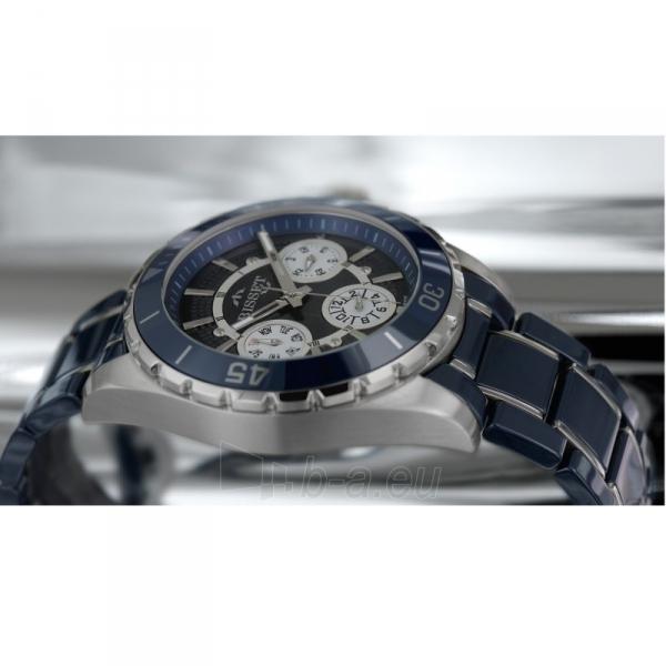 Male laikrodis BISSET Solaris BSFD97SIDW10BX Paveikslėlis 2 iš 3 30069610813