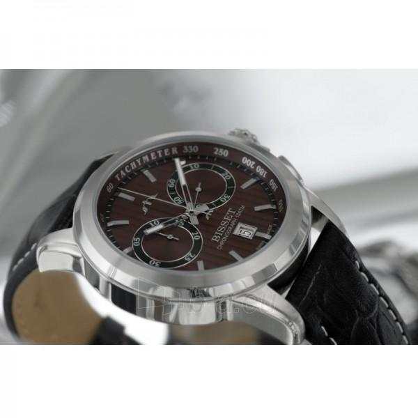 Vyriškas laikrodis BISSET Stratus II BSCX14SIYX10AX Paveikslėlis 1 iš 2 30069605759