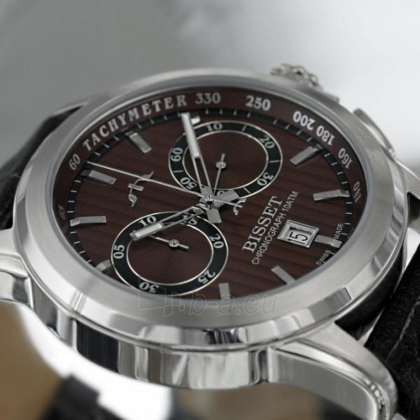Vyriškas laikrodis BISSET Stratus II BSCX14SIYX10AX Paveikslėlis 2 iš 2 30069605759