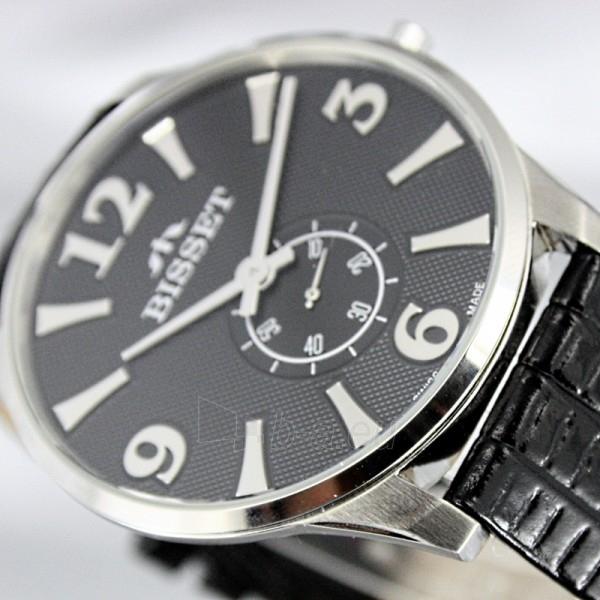 Vyriškas laikrodis BISSET Ten M6M BSCC84SMBX03BX Paveikslėlis 4 iš 7 30069605766