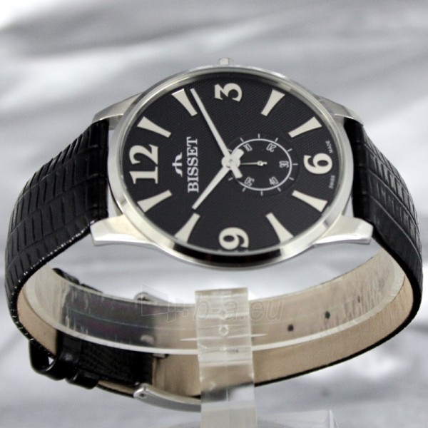 Vyriškas laikrodis BISSET Ten M6M BSCC84SMBX03BX Paveikslėlis 6 iš 7 30069605766