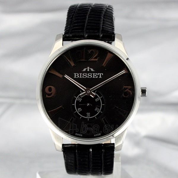 Vyriškas laikrodis BISSET Ten M6M BSCC84SMBX03BX Paveikslėlis 7 iš 7 30069605766