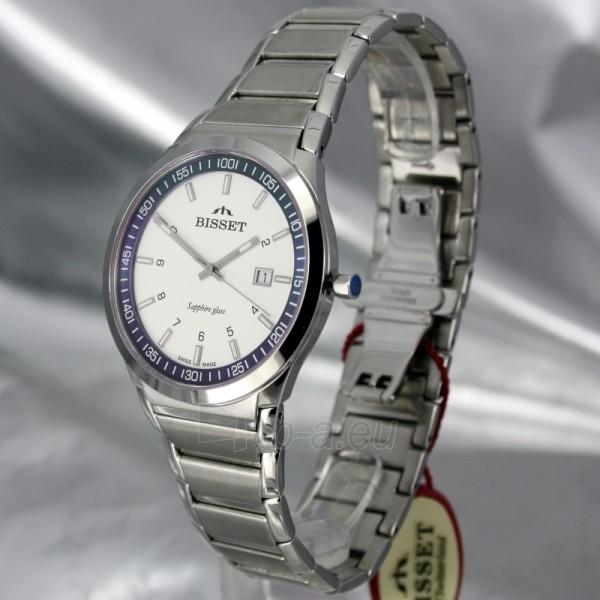 Vyriškas laikrodis BISSET Terry BSDC86SISX03BX Paveikslėlis 1 iš 8 30069605770