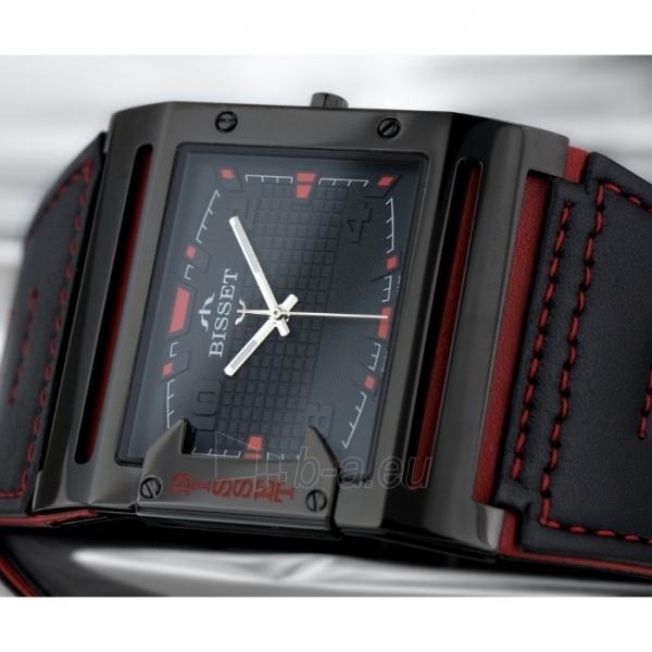 Vyriškas laikrodis BISSET Thirteen M6M BSCD29BIBR03BX Paveikslėlis 1 iš 3 30069606705