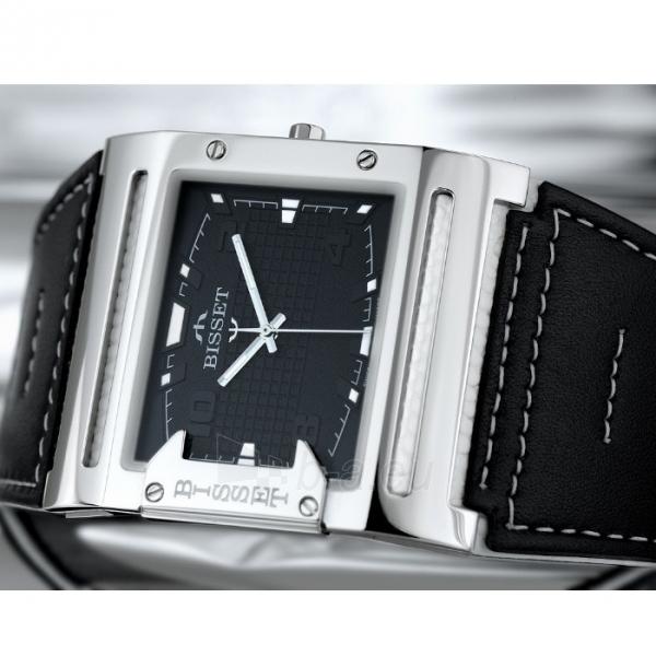Male laikrodis BISSET Thirteen M6M BSCD29SIBX03BX Paveikslėlis 3 iš 3 30069606706