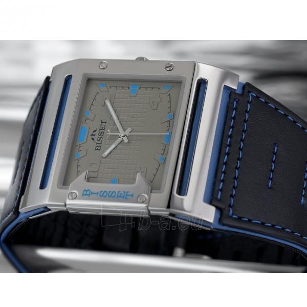 Male laikrodis BISSET Thirteen M6M BSCD29SIVD03BX Paveikslėlis 1 iš 3 30069606707