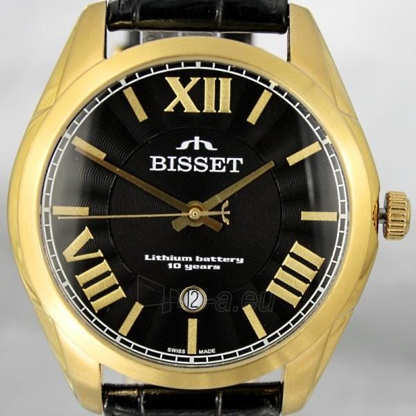 Vīriešu pulkstenis BISSET Totenchout Steel BS25C15 MG BK BK Paveikslėlis 5 iš 7 30069605918