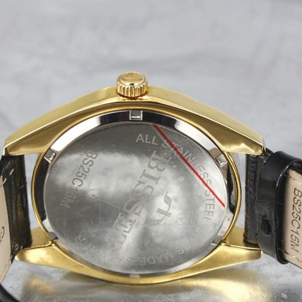 Vyriškas laikrodis BISSET Totenchout Steel BS25C15 MG BK BK Paveikslėlis 7 iš 7 30069605918