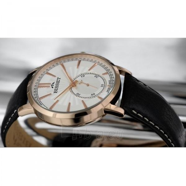 Vyriškas laikrodis BISSET Triptic I BSCC05RISX05BX Paveikslėlis 1 iš 9 30069605922