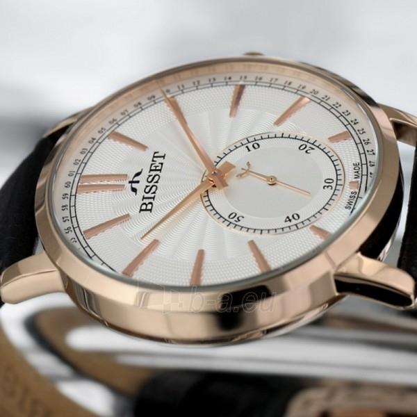 Men's watch BISSET Triptic I BSCC05RISX05BX Paveikslėlis 2 iš 9 30069605922