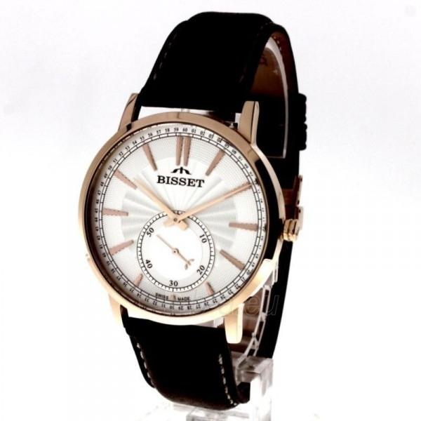 Vyriškas laikrodis BISSET Triptic I BSCC05RISX05BX Paveikslėlis 3 iš 9 30069605922