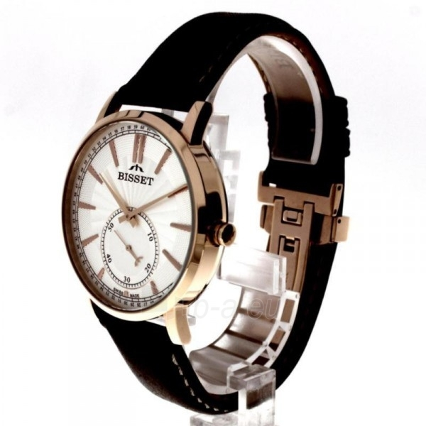 Vyriškas laikrodis BISSET Triptic I BSCC05RISX05BX Paveikslėlis 4 iš 9 30069605922