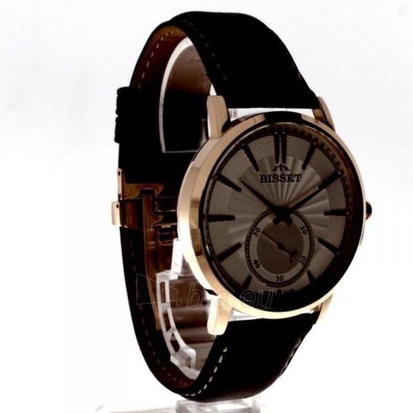 Vyriškas laikrodis BISSET Triptic I BSCC05RISX05BX Paveikslėlis 8 iš 9 30069605922