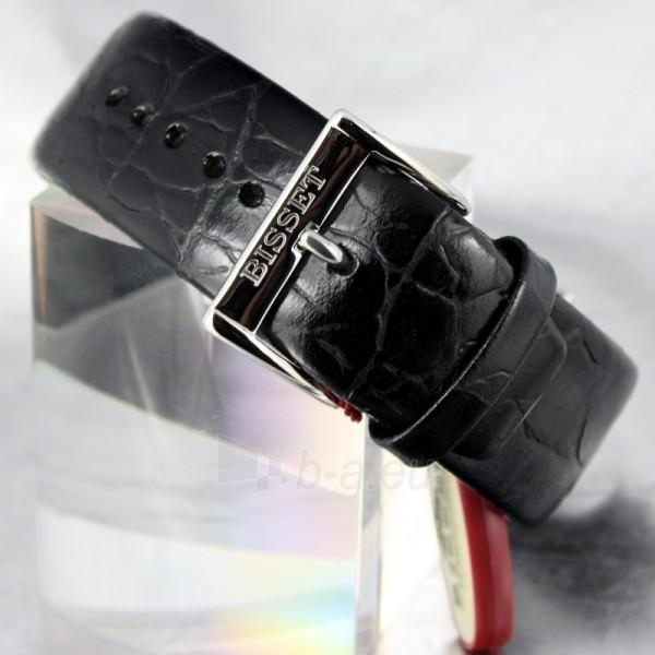 Vyriškas laikrodis BISSET Twelve BSCC81 MS BK BK Paveikslėlis 3 iš 6 30069605924