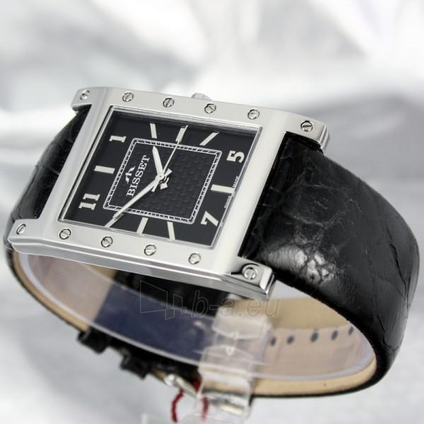 Vyriškas laikrodis BISSET Twelve BSCC81 MS BK BK Paveikslėlis 4 iš 6 30069605924