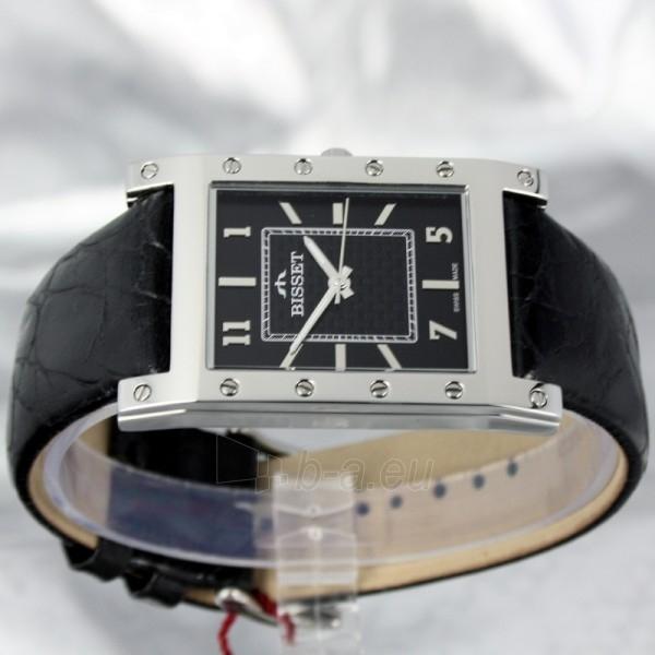 Vyriškas laikrodis BISSET Twelve BSCC81 MS BK BK Paveikslėlis 5 iš 6 30069605924