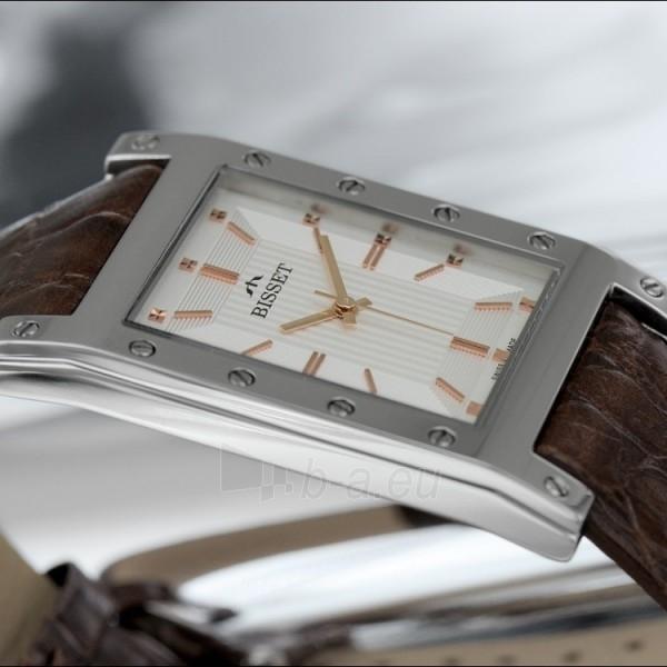 Men's watch BISSET Twelve M6M BSCC81SISZ03BX Paveikslėlis 2 iš 2 30069605928