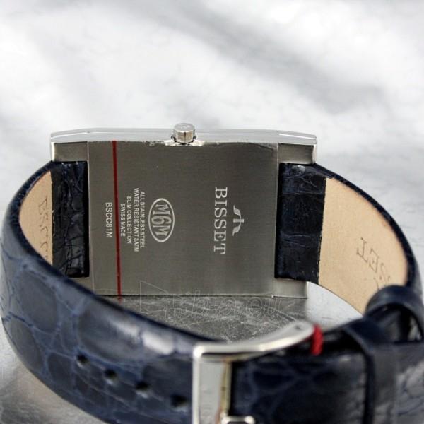Vyriškas laikrodis BISSET Twelve M6M BSCC81SMDX03BX Paveikslėlis 2 iš 7 30069605929
