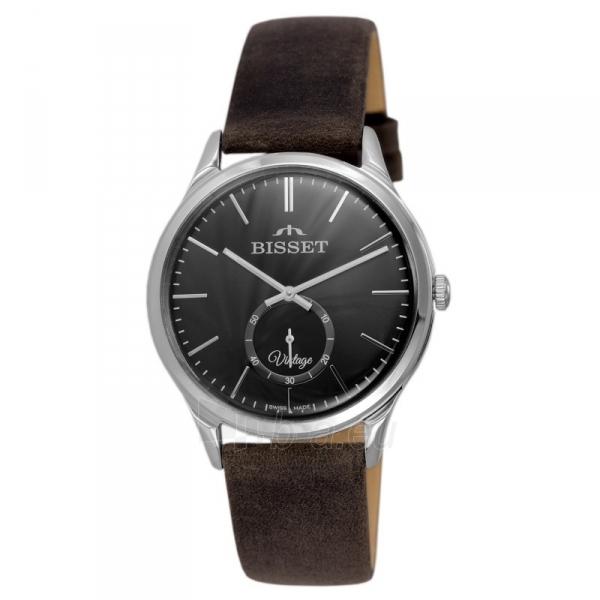 Male laikrodis BISSET Vintage BSCE58SIBX05BX Paveikslėlis 1 iš 3 310820139894