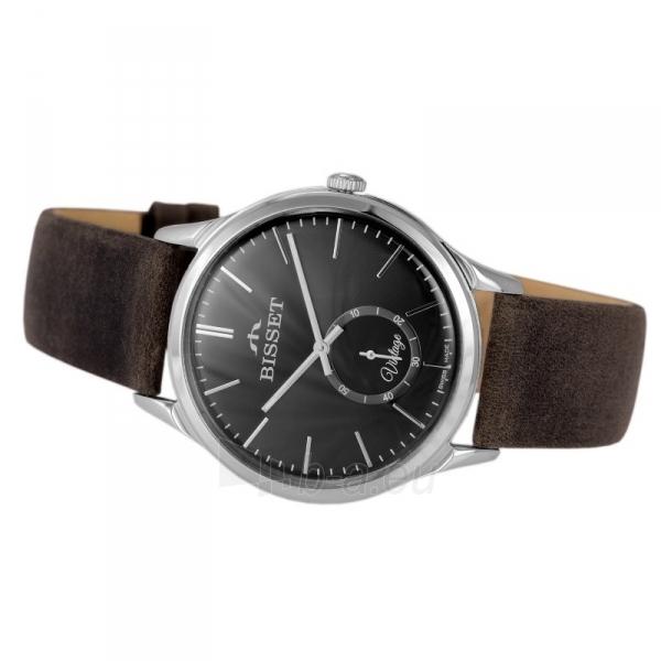 Male laikrodis BISSET Vintage BSCE58SIBX05BX Paveikslėlis 2 iš 3 310820139894