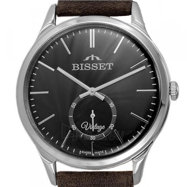 Male laikrodis BISSET Vintage BSCE58SIBX05BX Paveikslėlis 3 iš 3 310820139894