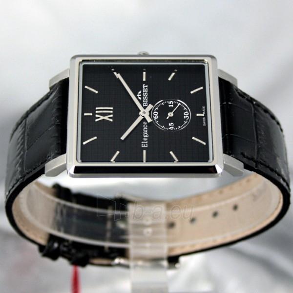 Vīriešu pulkstenis BISSET Winchester BS25X07 MS BK BK Paveikslėlis 3 iš 6 30069605932