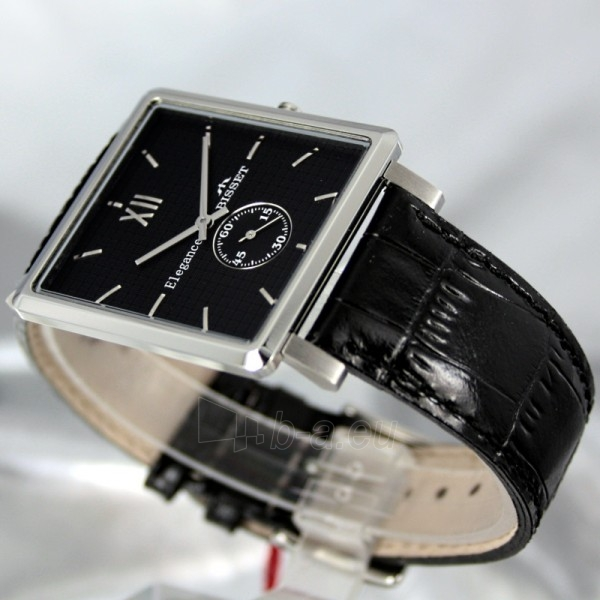Men's watch BISSET Winchester BS25X07 MS BK BK Paveikslėlis 4 iš 6 30069605932