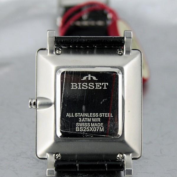 Vīriešu pulkstenis BISSET Winchester BS25X07 MS BK BK Paveikslėlis 6 iš 6 30069605932