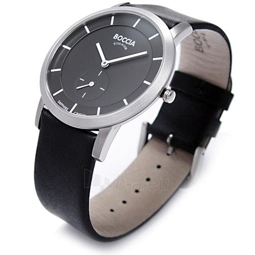 Vīriešu pulkstenis Boccia Titanium 3540-02 Paveikslėlis 2 iš 4 30069601248